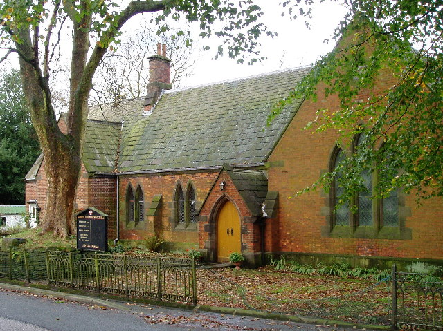 Methodist chapel, Withnell Fold