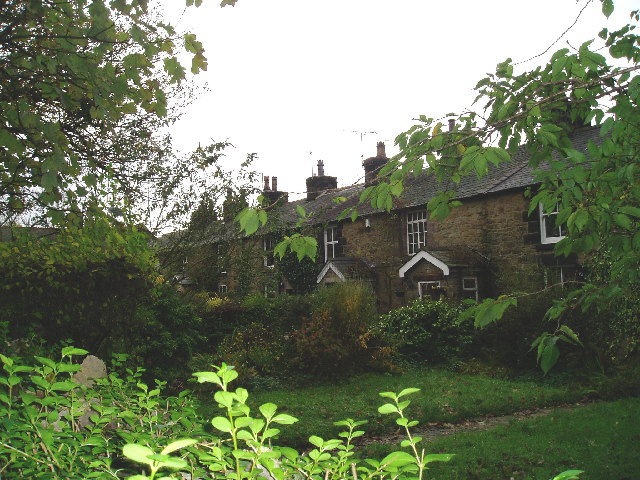 cottages Withnell Fold