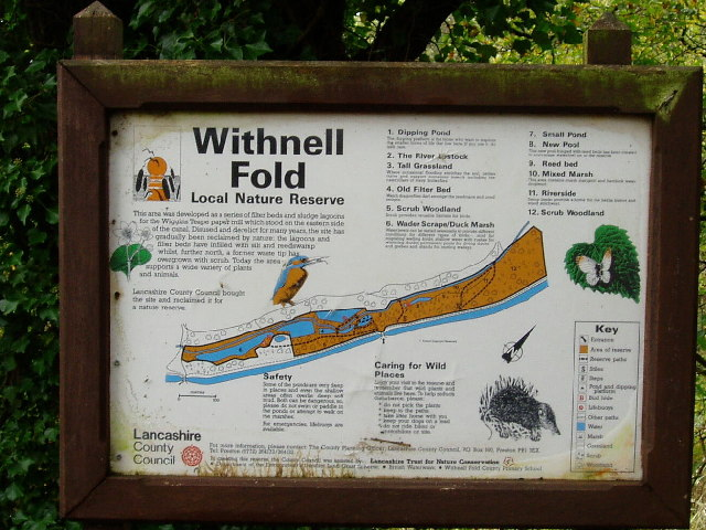 Withnell Fold nature reserve