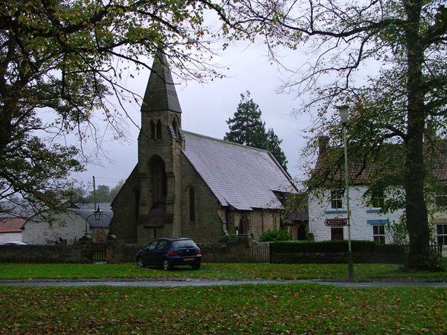 Church of St Mary, Piercebridge