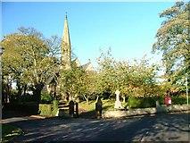 NZ3412 : St. Laurence Church by Mick Garratt