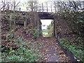 NZ2472 : Railway Bridge by Weston Beggard