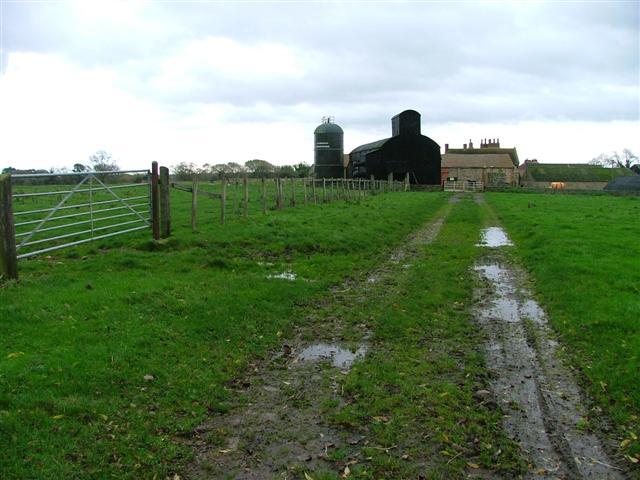 Ulnaby Hall Farm