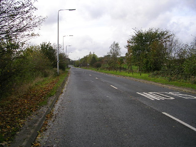 A6131 from Skipton Bypass