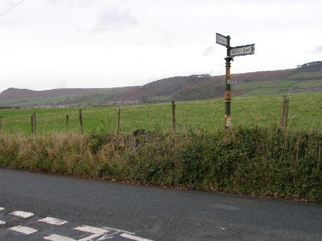 Road Junction - Halton East