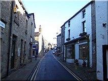 SE0064 : Looking up Main Street, Grassington by Chris Heaton