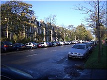 NT2273 : Murrayfield town houses by Callum Black