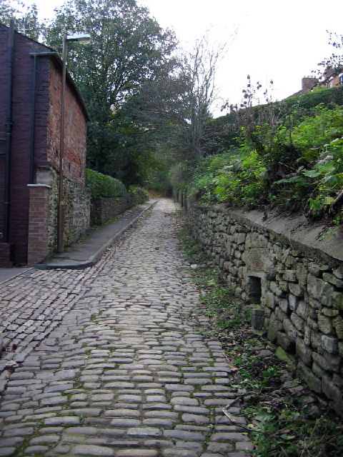 Sidegate, Durham City
