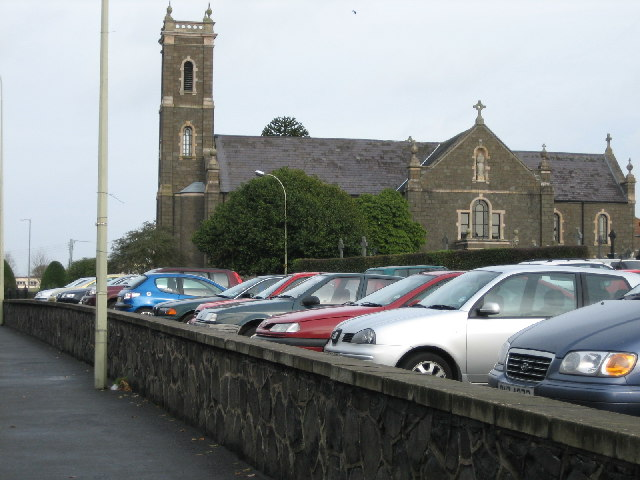 Catholic Church  Antrim
