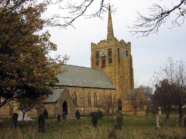 St.Andrew's Church, Stanley, Co. Durham