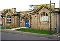 NZ1651 : Annfield Plain Public Library by Alan Fearon