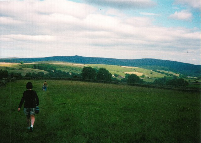 Grassington to Hebden