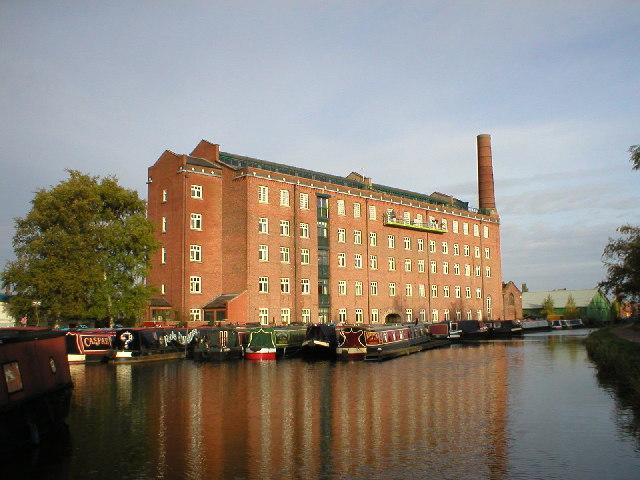 The Hovis Mill Macclesfield