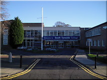 NZ3765 : South Tyneside College by MSX