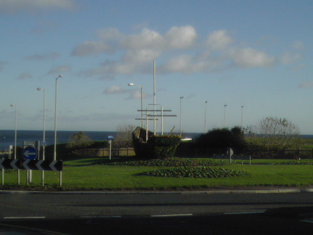 Bent's Park Road Roundabout