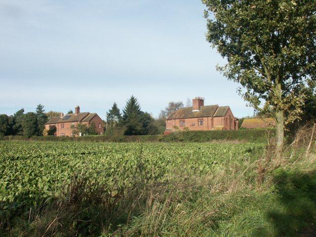 Cottages, Marlingford