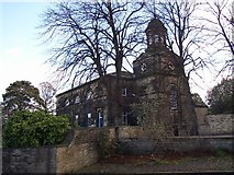 SE1321 : St Matthew's Church, Rastrick by Humphrey Bolton