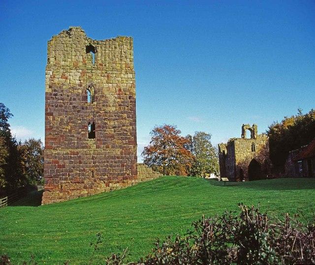 Etal Castle, Cornhill-on-Tweed, Northumberland
