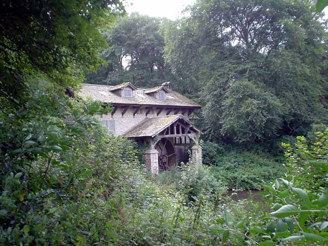 The Old Mill, Osmaston Park