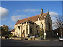 SO8317 : St Paul's, Stroud Road by David Stowell