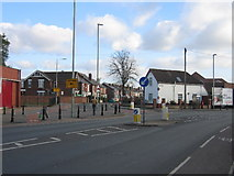 SO8317 : Painswick Road Crossing by David Stowell