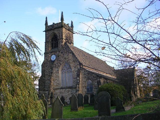 Gomersal Parish Church