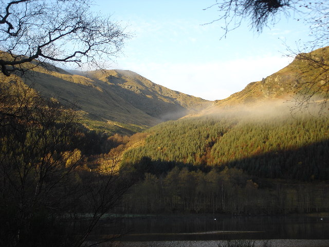 Stank Glen from Loch Lubnaig