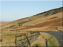 SE0210 : Pule Edge Quarry and tunnel shafts, Marsden by Humphrey Bolton