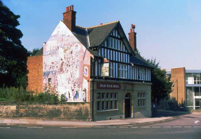 Silk Mill Pub, Derby