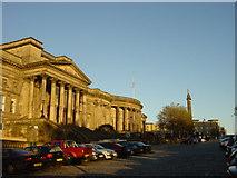 SJ3490 : Liverpool Museum , William Brown Street by Sue Adair