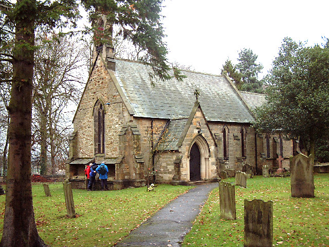 Church at Whitworth Park
