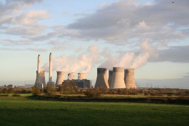 West Burton Power Station
