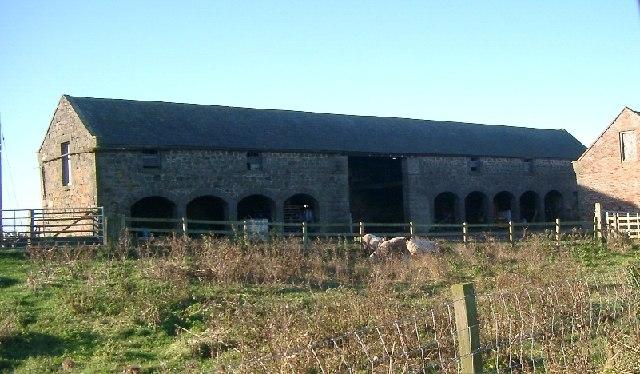 Goswick Farm Steading
