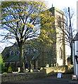 NZ2676 : Parish Church of St. Nicholas, Cramlington Village by Alan Fearon