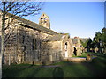 NY0725 : The Church at Dean by John Holmes