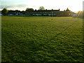 TQ2737 : Northgate playing fields by Chris Plunkett