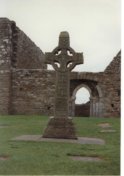 South Cross, Clonmacnois, Co. Offaly, Ireland