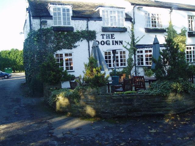 Dog Inn at Peover Heath