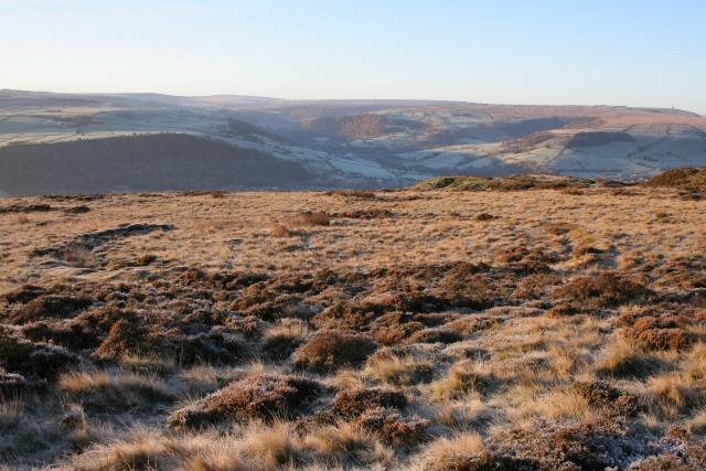 Ring Cairn, Midgley Moor