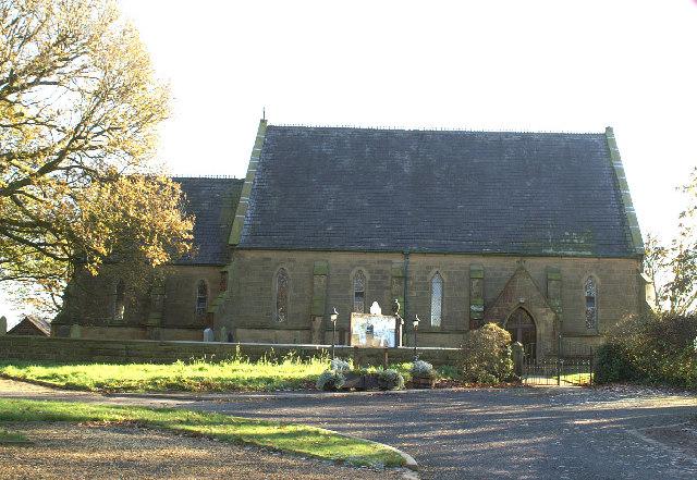 Treales Parish Church