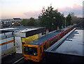NZ3564 : Tyne Dock Metro Station by Alan Fearon