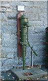 ST4636 : Restored Pump, Walton by Patrick Mackie