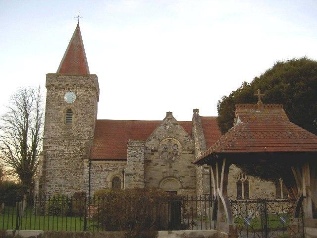 St Paul's church, Filleigh