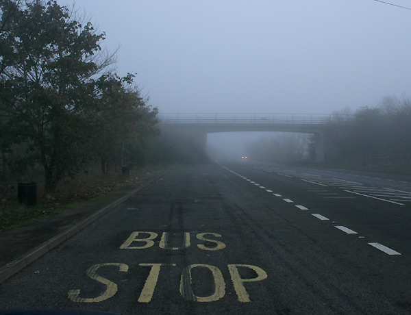 Bridge over A4074 near to Dorchester on Thames