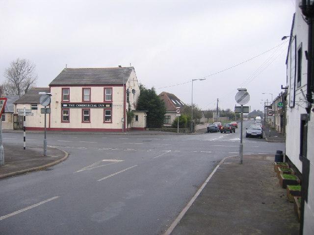 The Commercial Inn Dearham.