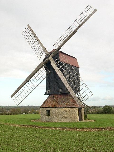 Stevington Windmill 2