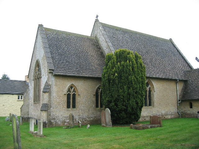 Chapel at Cerney Wick