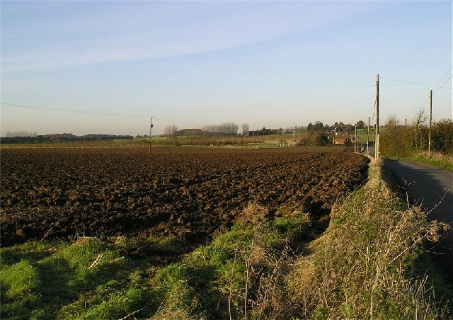 Autumn scene in East Kent