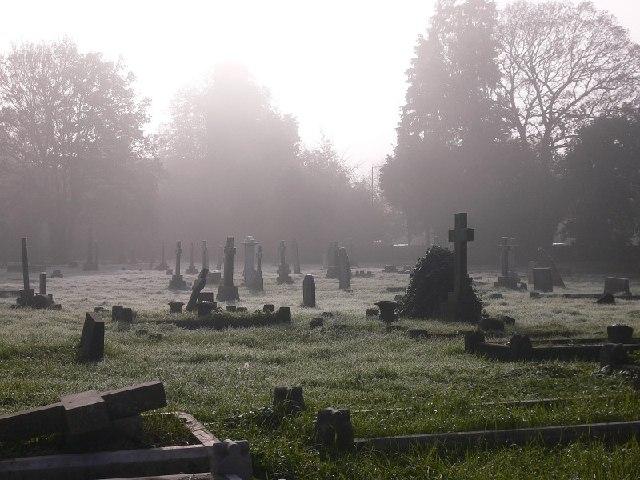 All Saints Graveyard, All Saints Church, Boyne Hill, Maidenhead