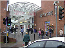 C4316 : Foyleside Shopping Centre by Kenneth  Allen